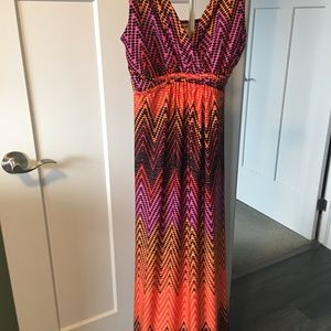Maxi dress for summer
